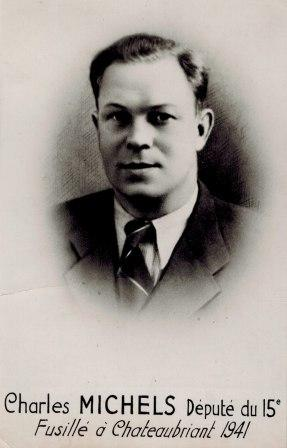 MICHELS Charles   Annie Pennetier