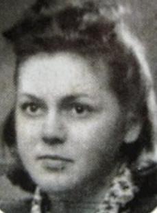 CLOPET Evelyne, Claire, Valentine. Pseudonyme Chamonet, Claudet   Annie Pennetier